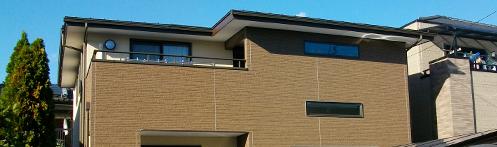 外壁塗装リフォーム事例
